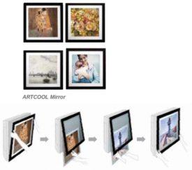 LG MA09AH1-NF1 Artcool Gallery