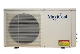 MaxiCool zwembad warmtepomp MAXPUMP-40ND