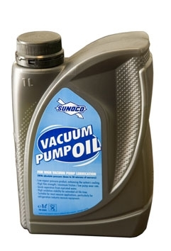 Vacuumpompolie 1 liter bidon.