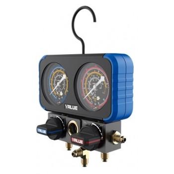 VALUE VRM2-B-0401 Manifold set R32/R410A