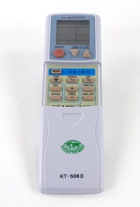 Universele KT-508II afstandsbediening voor airconditioners